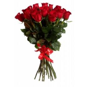 Роза красная код 1017